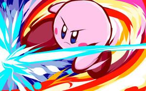 Kirby | Vulcan Kick by ishmam