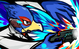 Falco   Blaster Shot