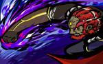 Ganondorf | Warlock Punch
