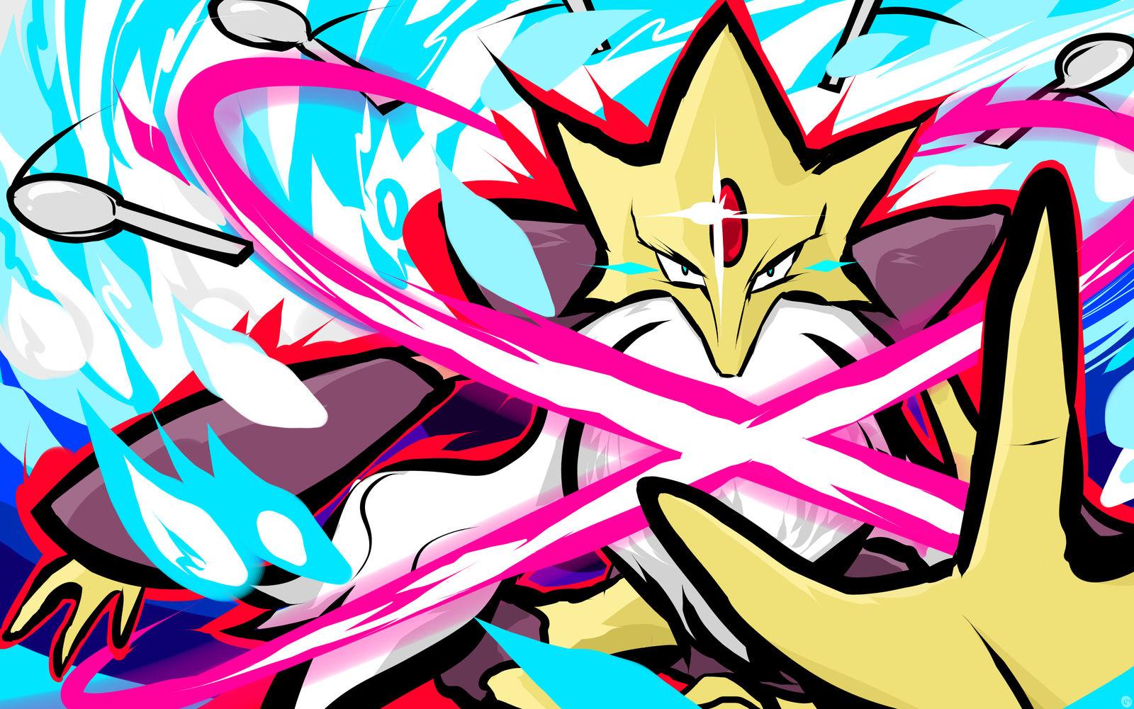 Mega Alakazam | Psyshock