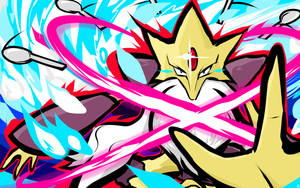 Mega Alakazam | Psyshock by ishmam