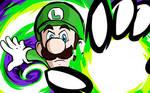 Luigi | Fireball