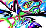 Shiny Espeon | Psybeam