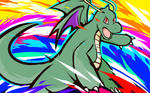 Shiny Dragonite | Outrage
