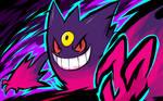 Mega Gengar | Nightmare