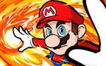 Mario | Fireball