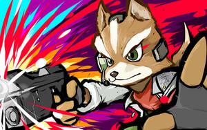 Fox | Blaster Shot by ishmam