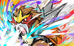 Entei | Sacred Fire