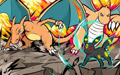 Charizard | Dragonite | Umbreon