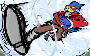 Falco | Air Drill by ishmam