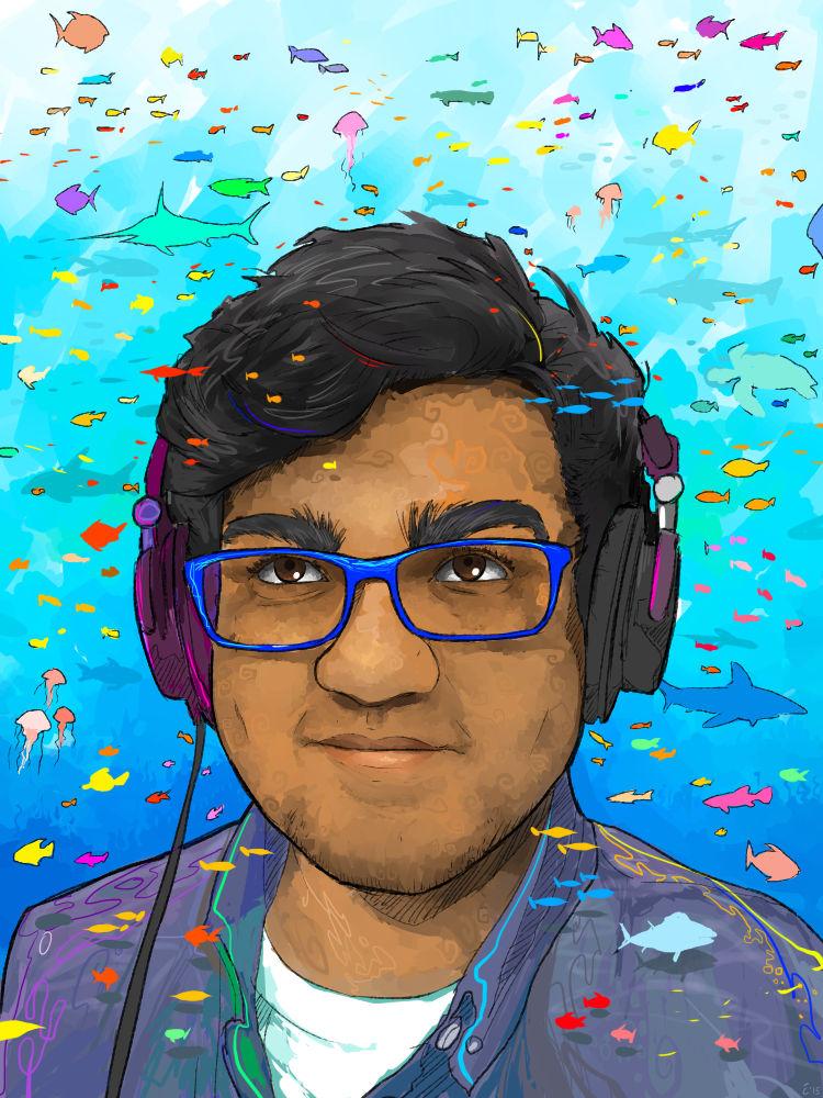 Self Portrait in C Major