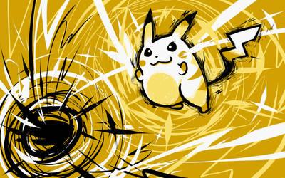 Pikachu | Thundershock