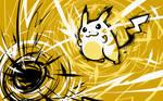 Pikachu   Thundershock