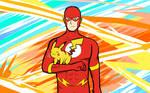 The Flash | Pikachu by ishmam