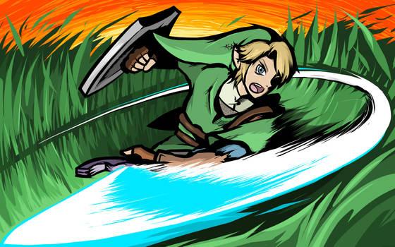 Link | Sword Slash