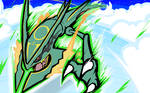 Mega Rayquaza | Dragon Ascent