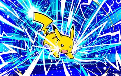 Pikachu | Thunderbolt