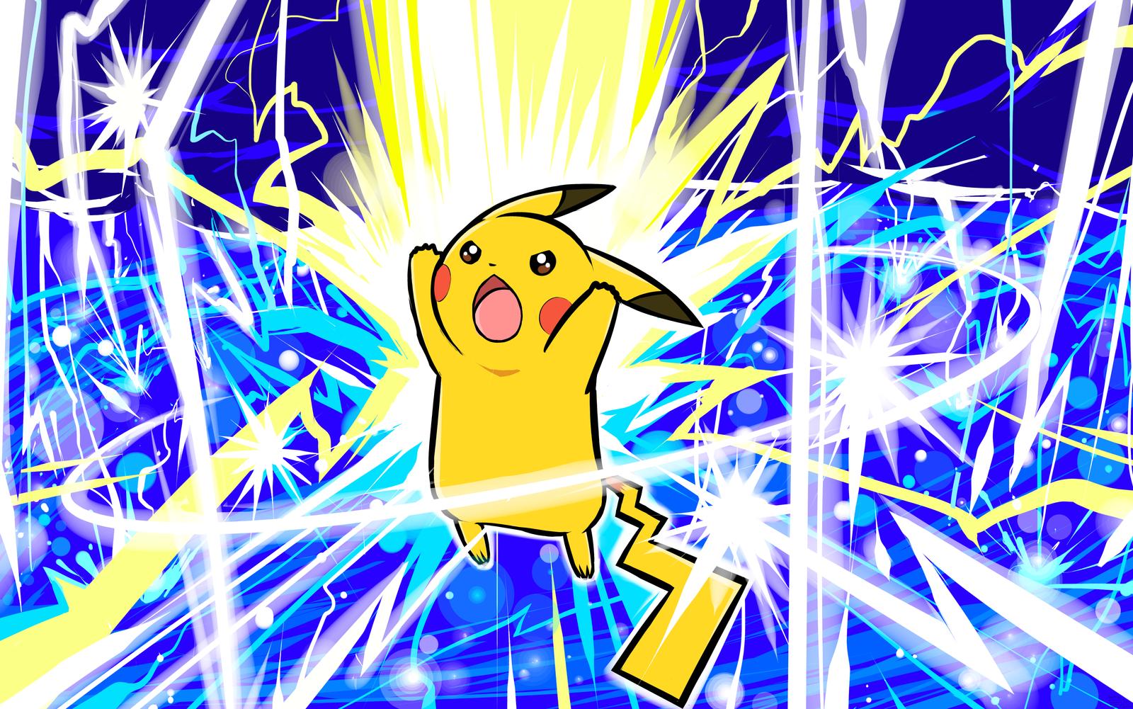 Pokemon Pikachu Thunde...
