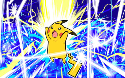 Pikachu | Thunder