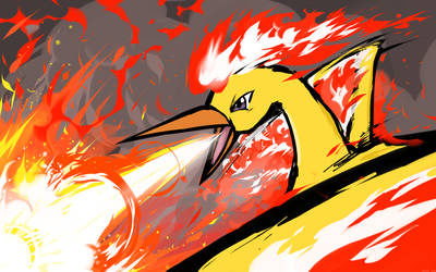 Moltres | Fire Spin