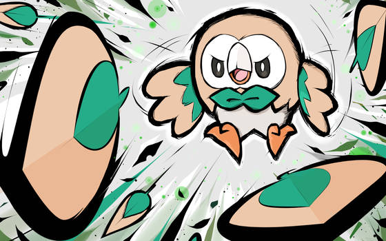 Rowlet | Leafage