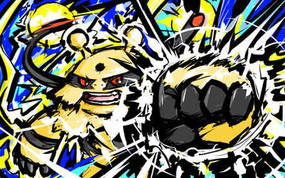 Electivire | Thunder Punch