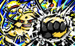 Electivire   Thunder Punch