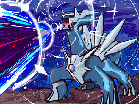 Dialga | Roar of Time