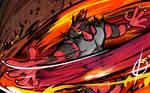 Incineroar | Darkest Lariat