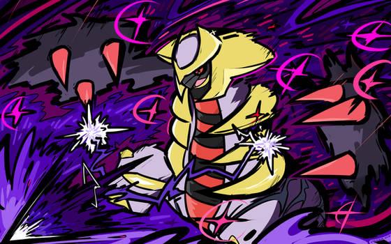 Giratina   Shadow Force