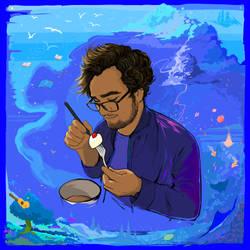 Self Portrait in C Minor