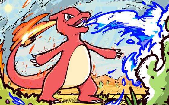 Charmeleon   Dragon Rage