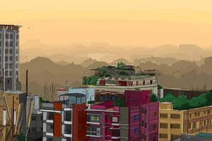 Dhaka Dawn