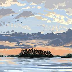 Gold Lining Isle