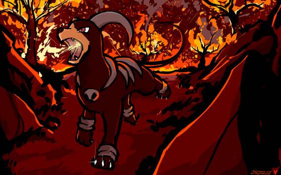 Houndoom | Inferno