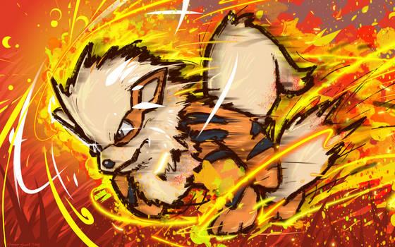 Arcanine | Flare Blitz