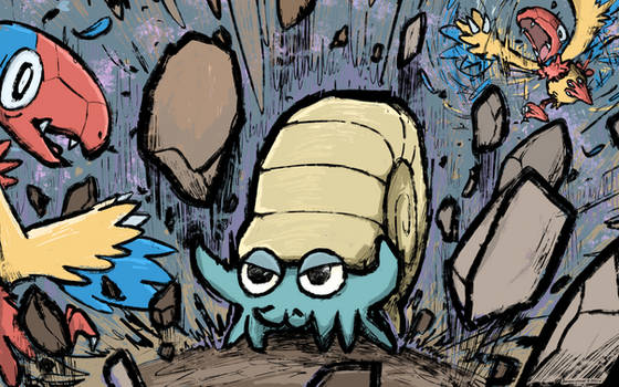 Omanyte | Ancient Power