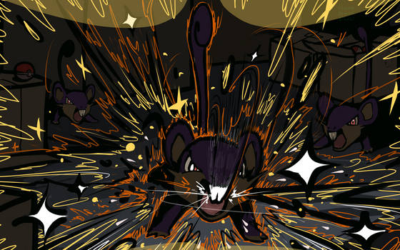 Rattata | Super Fang
