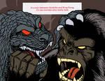 Thirteen's Fortunes: Godzilla and King Kong