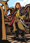 Dwarf Pirate