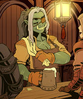 Barkeep by Lord-Of-The-Guns
