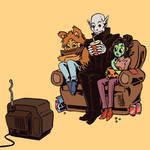 Sweets and Spooks