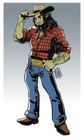 Cowpoke by Lord-Of-The-Guns
