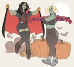 Halloween Orcs