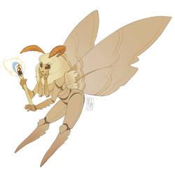 Moth Fairy
