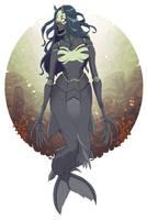 Cybermermaid