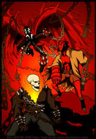 Highway To Hell by Lord-Of-The-Guns