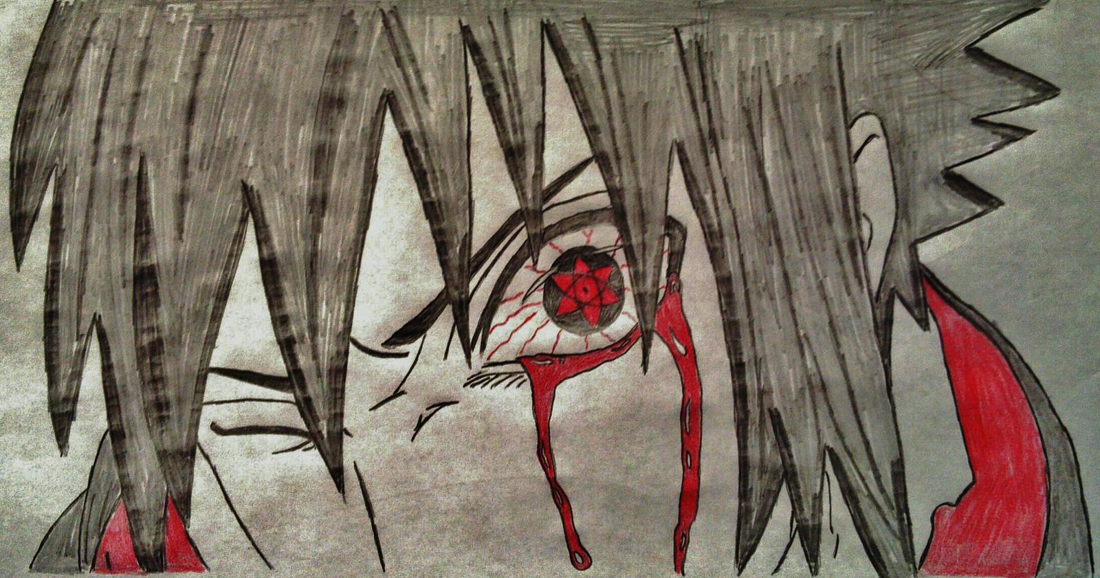 Sasuke Mangekyou Sharingan by atisorn-badboy on DeviantArt