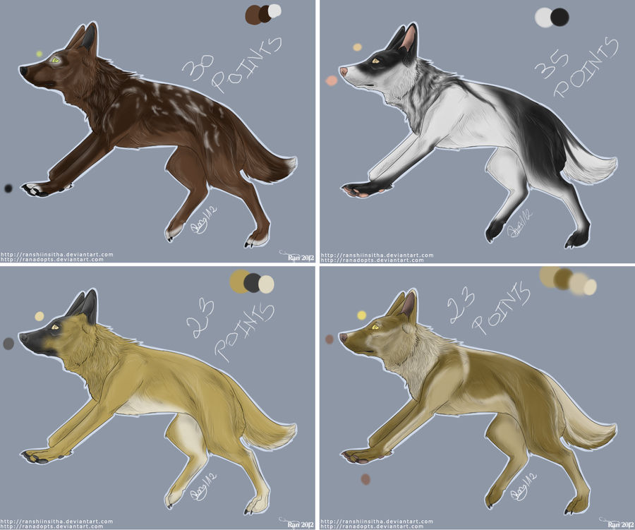 Pointable GSD batch -ONLY ONE LEFT-