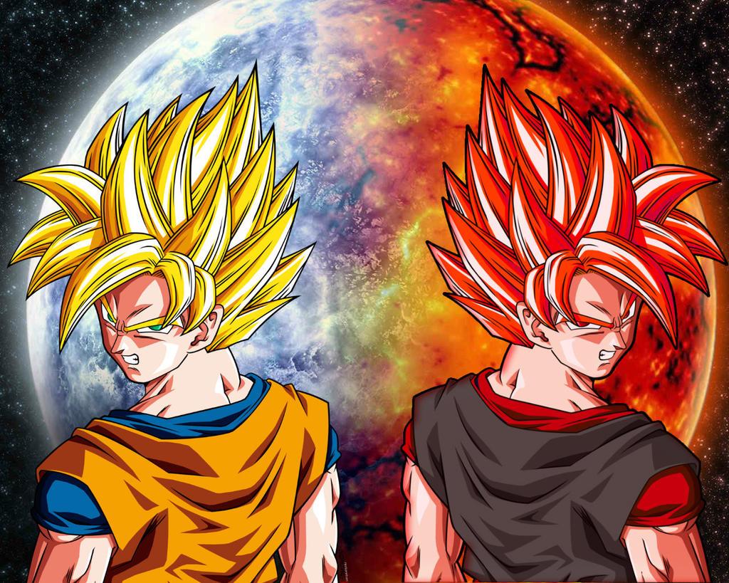 Goku Ssj4 Vs Goku Ssj3: Goku Black's Identity?